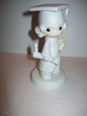 Precious Moments The Lord Bless You and Keep You Figurine-We Got Character