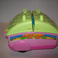 Fisher Price Pop Up Camper-We Got Character