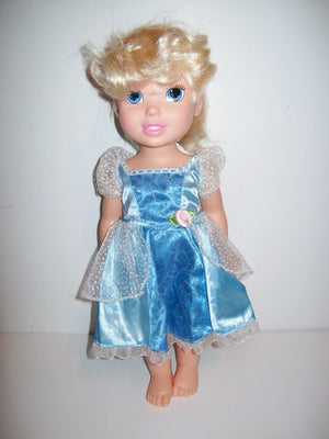 My First Disney Cinderella Princess Toddler Doll - We Got Character