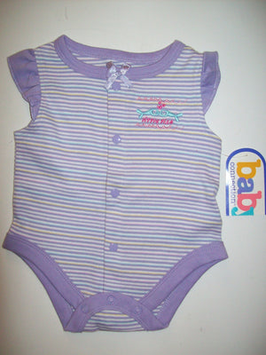 Girls NB One Piece Onesie Outfit-We Got Character