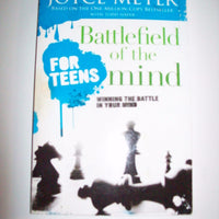 Battlefield Of The Mind For Teens By Joyce Meyer-We Got Character