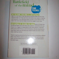 Battlefield Of The Mind For Teens By Joyce Meyer