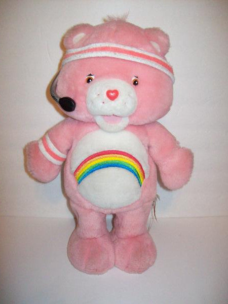 Care Bears Cheer Bear Fit and Fun Exercise-We Got Character