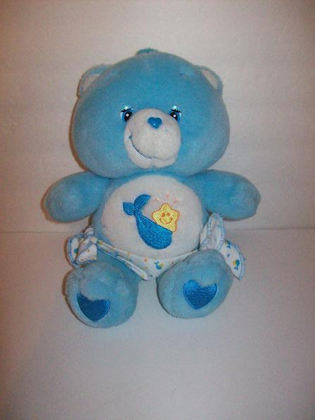 Care Bears Tug Bear - We Got Character