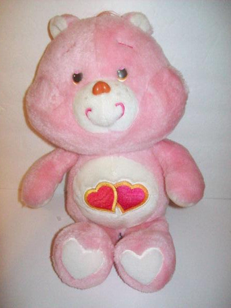 Care Bears Love A Lot Bear-We Got Character