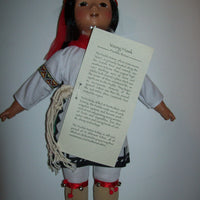 Native American Series Young Hawk - Pueblo Brave-We Got Character