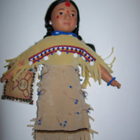 Native American Series Sky Song Apache Maiden - We Got Character