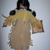 Native American Series Sky Song Apache Maiden