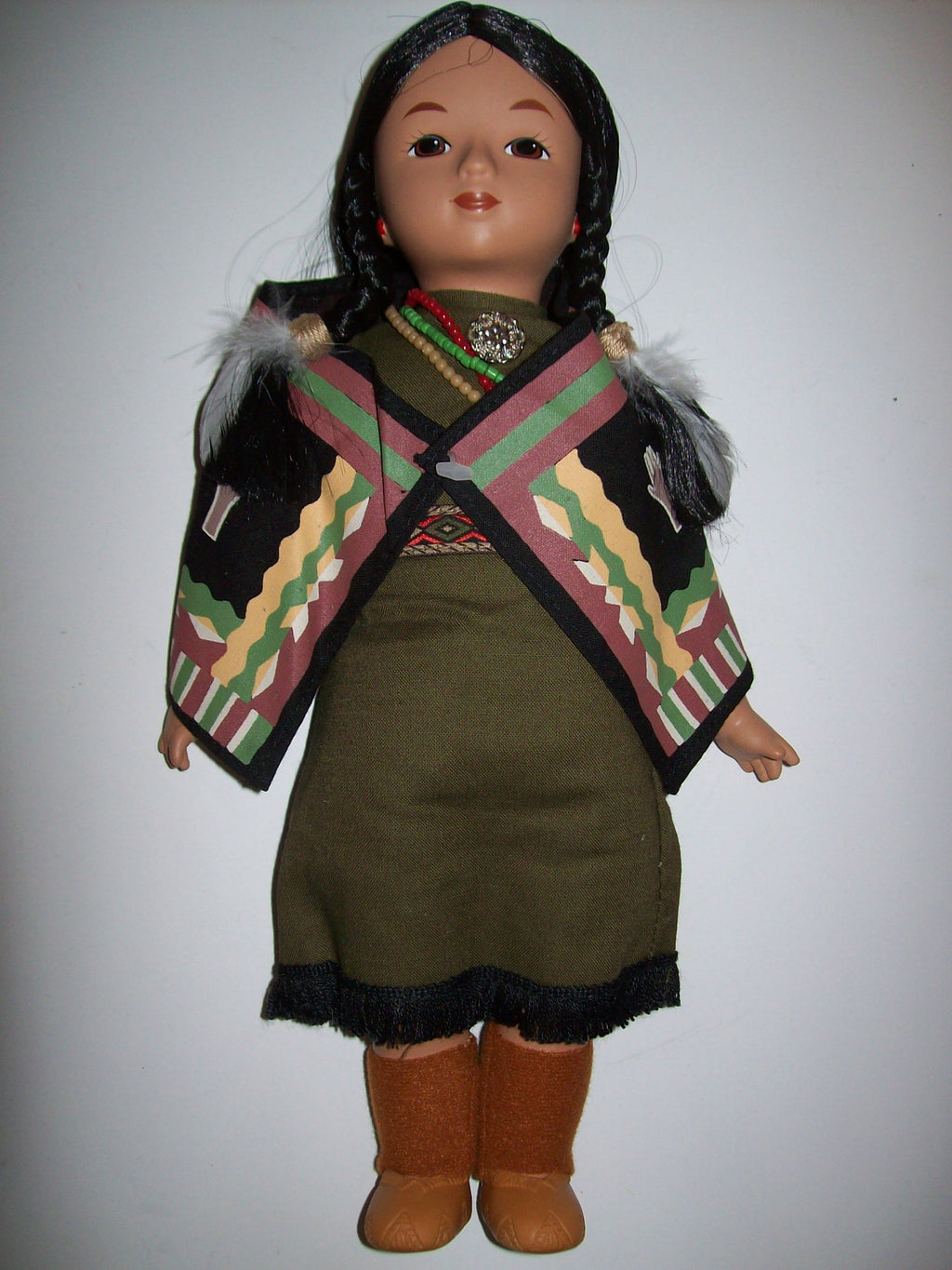 Native American Series Doll-We Got Character
