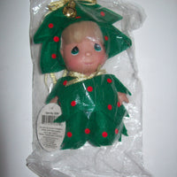 Precious Moments Doll Oh Christmas Tree-We Got Character