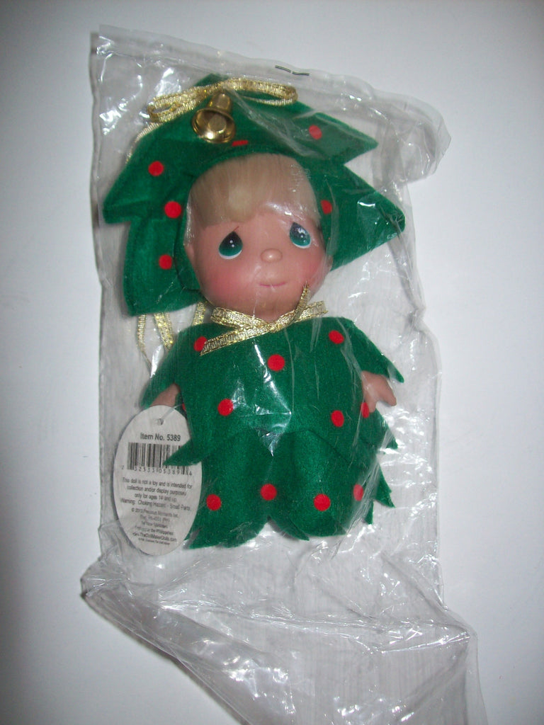 Precious Moments Doll Oh Christmas Tree