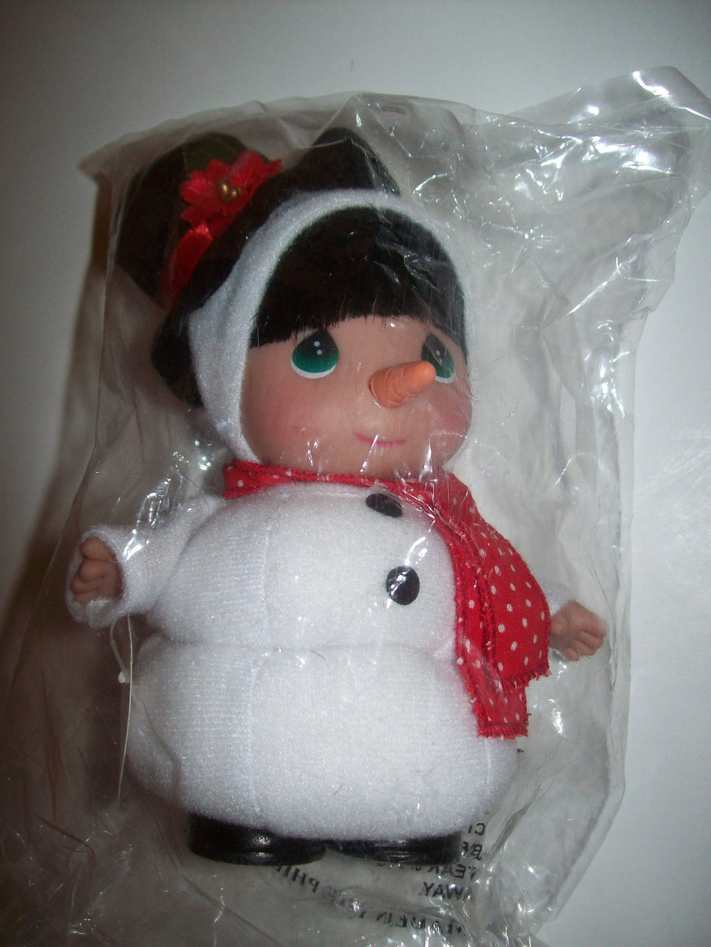 Precious Moments  Jack Frost Disney Doll - We Got Character