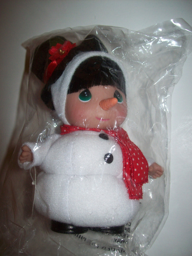 Precious Moments  Jack Frost Disney Doll