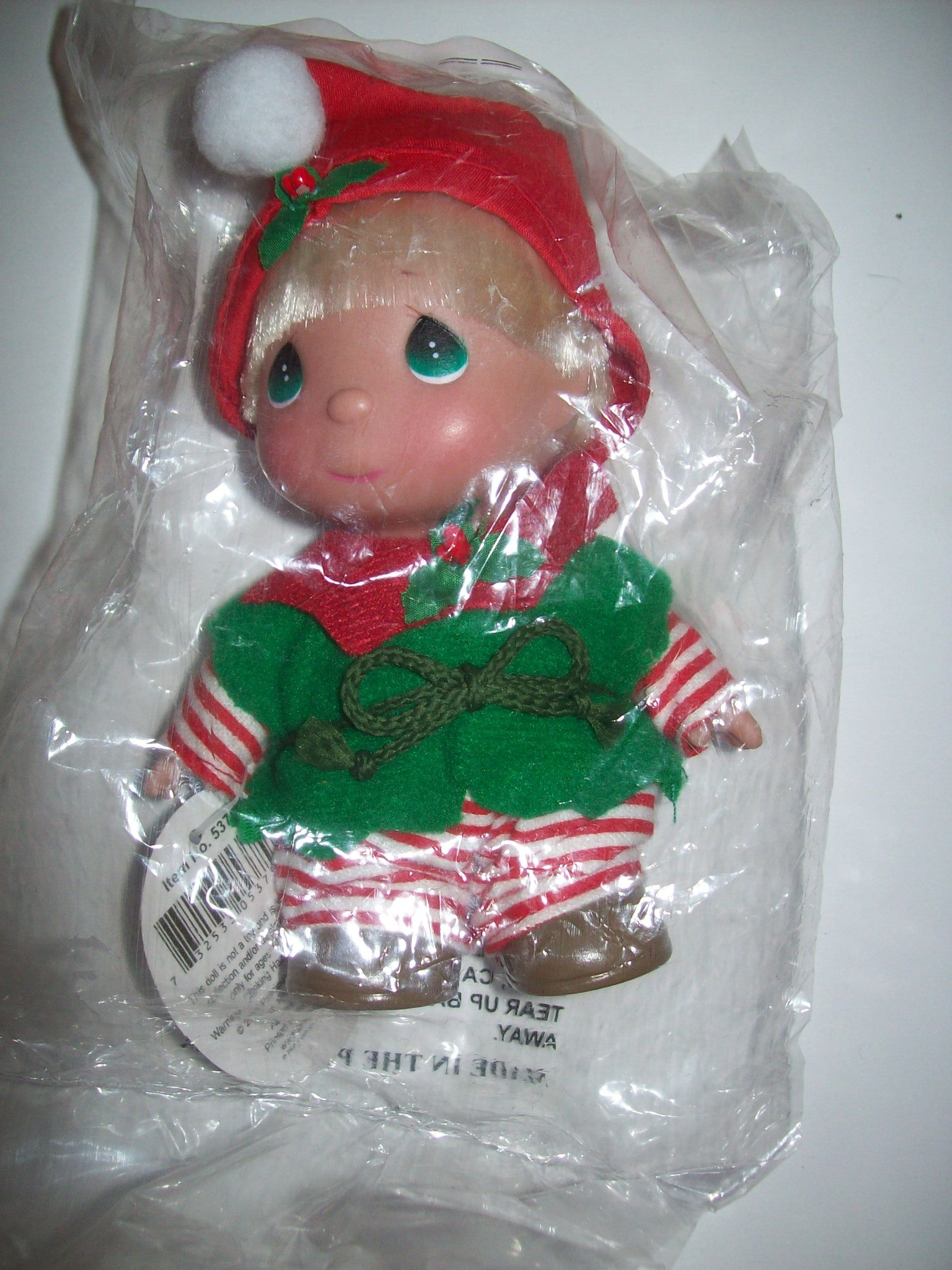 Precious Moments Mini Moments Tiny Toymaker Doll - We Got Character