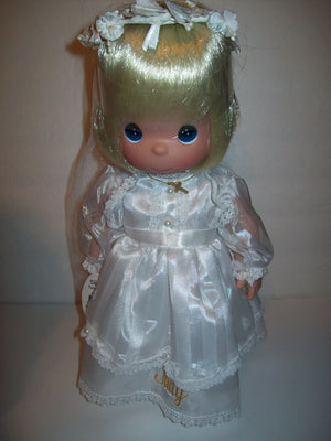 Precious Moments Christina Communion Doll