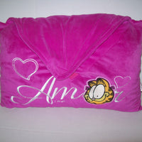 Garfield Pink Pillow - Simply Garfield