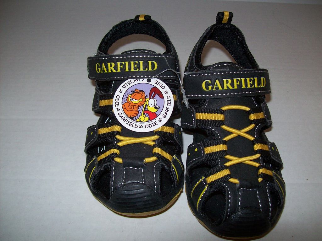 Garfield Sandals-We Got Character