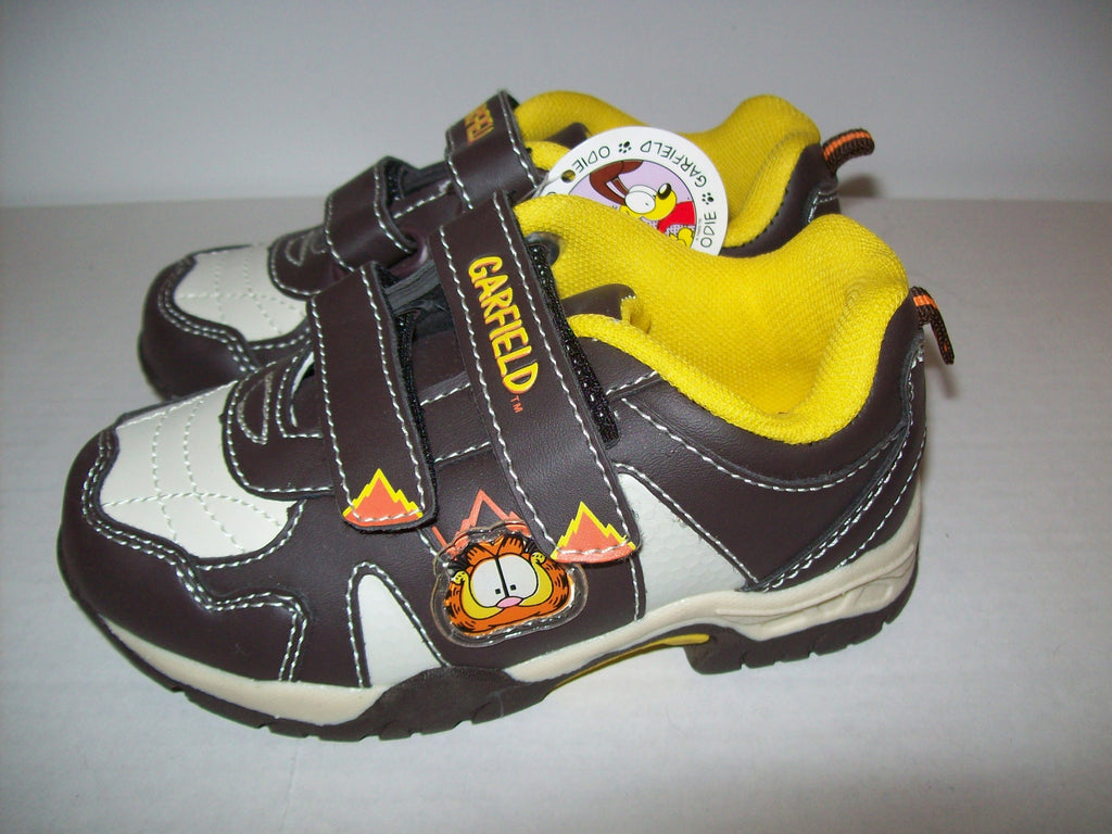 Garfield Sneakers Size 25 - Simply Garfield
