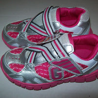 Garfield Sneakers Silver and Pink - Simply Garfield