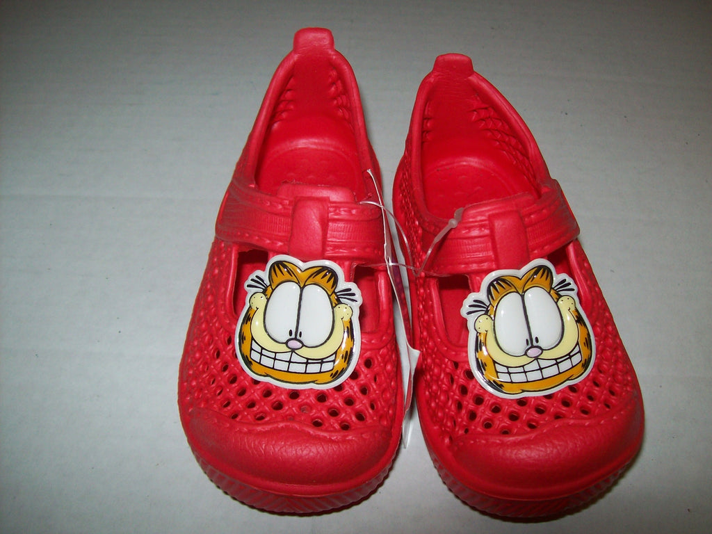 Garfield Red Shoes
