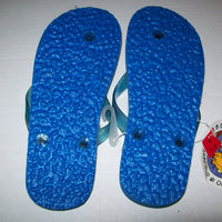 Garfield Flip Flops Blue