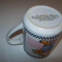 Garfield's Cafe Coffee Cup