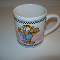 Garfield's Cafe Coffee Cup - Simply Garfield