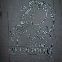 Fun For Garfield Black Shirt-We Got Character