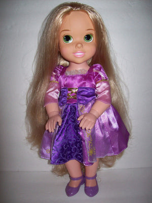"Rapunzel Tangled Doll 14"" Disney Princess Jointed - We Got Character"