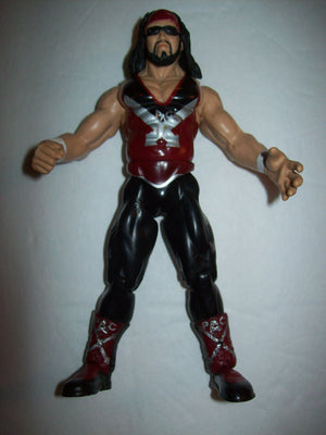 X Pac WWE Wrestling Action Figure-We Got Character