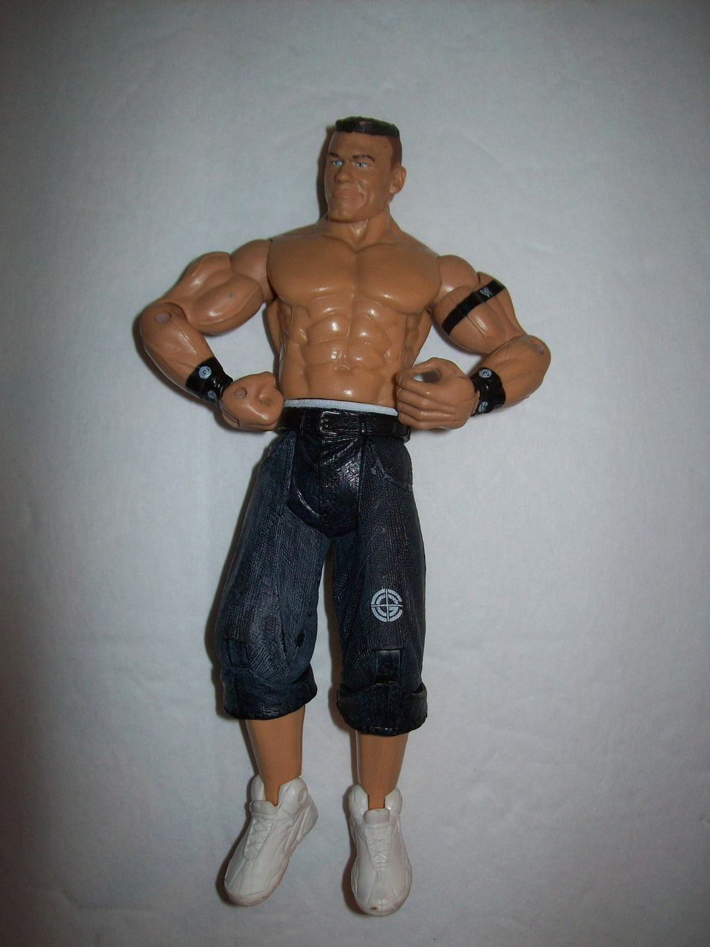 John Cena WWE Wrestling Action Figure-We Got Character