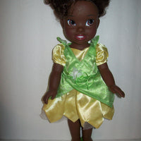 "Disney Tiana My First Princess 14"" Toddler Doll-We Got Character"