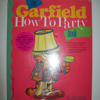 Garfield How to Party Book by Jim Davis - Simply Garfield