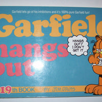 Garfield Hangs Out Book 19 By Jim Davis-We Got Character