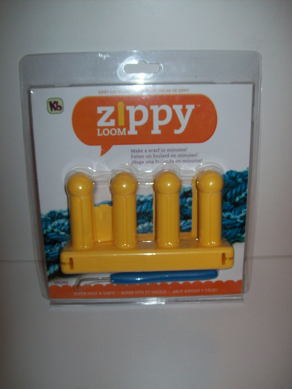 Zippy Loom-We Got Character