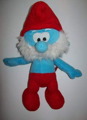 Nanco Papa Smurf Plush - We Got Character