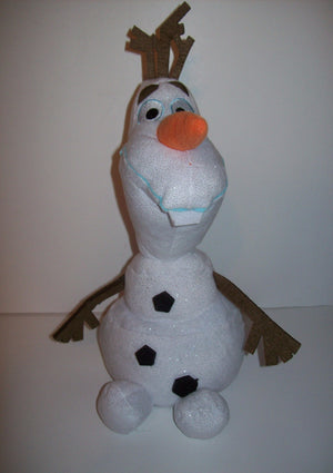 Olaf Sparkle ty Disney - We Got Character