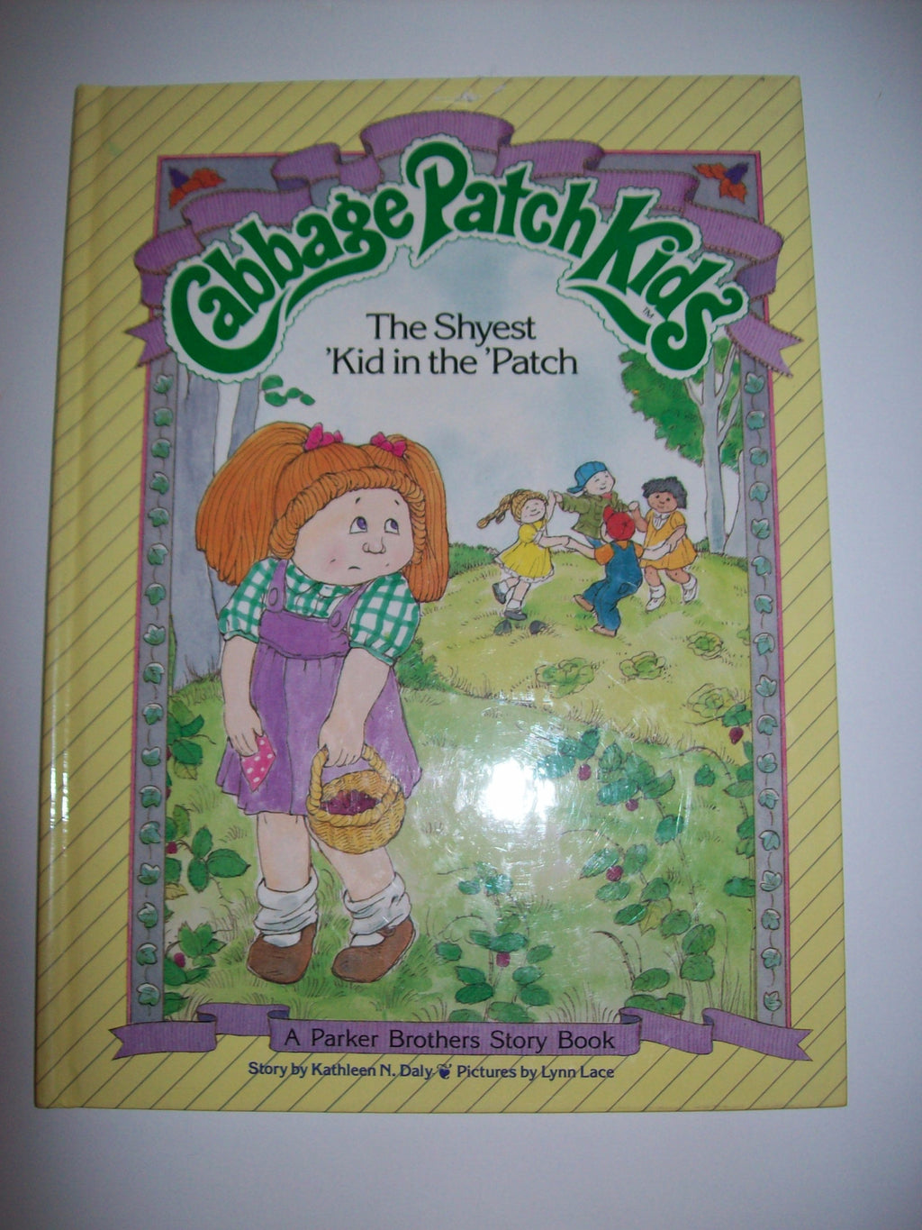 Cabbage Patch Kids The Shyest 'Kid in the Patch - We Got Character