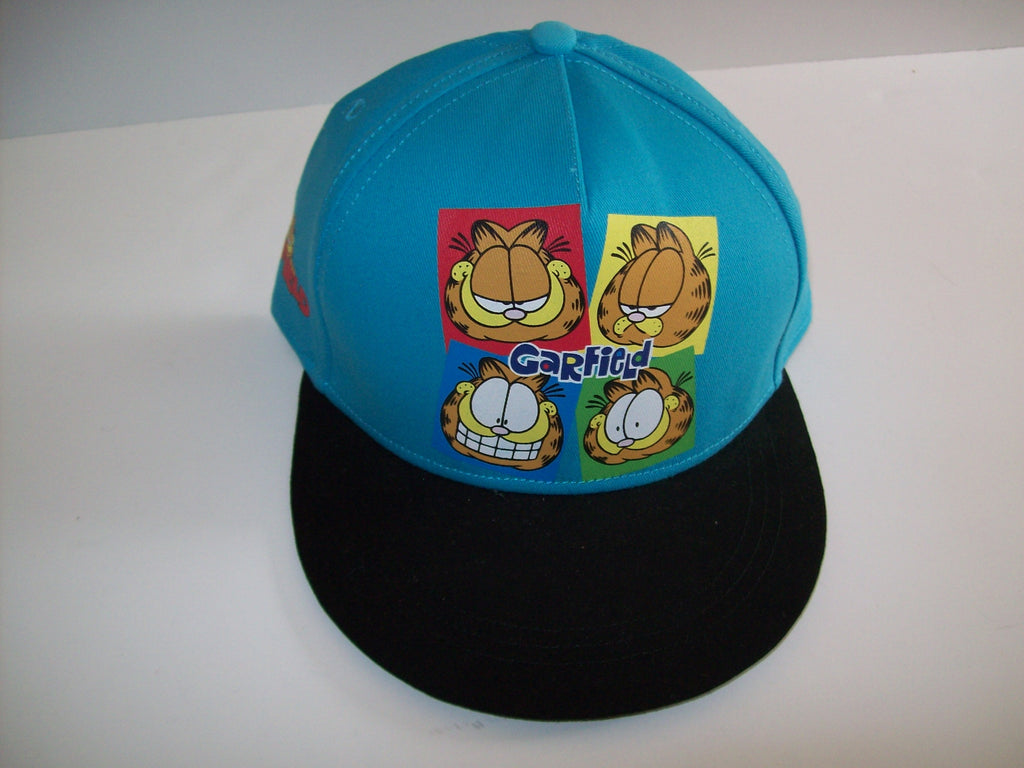 Garfield Blue Baseball Cap Hat - Simply Garfield