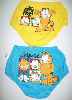 Garfield Youth Underpants Underwear - Simply Garfield