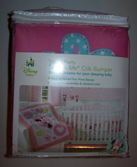 Disney Minnie Mouse Sitting Pretty Crib Bumper - We Got Character