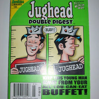 Jughead Double Digest Comic Book 195 - We Got Character