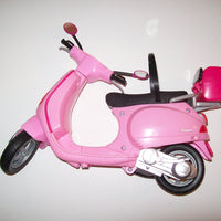 Barbie Motorcycle Scooter-We Got Character