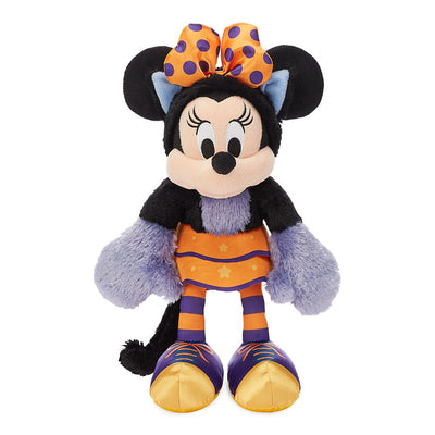 Minnie Mouse Cat Plush Halloween Small  13''