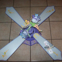 Disney Fairies Tinkerbell Ceiling Fan-We Got Character