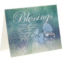 "Precious Moments ""Inspirational Greeting Cards"" Boxed Set of 12 Notecards with Envelopes-We Got Character"