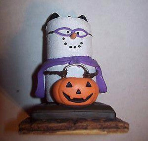 S'mores Halloween Ornament