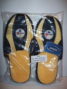 Forever 21 NFL Pittsburgh Steelers Men's Slippers XL - We Got Character