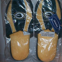 Forever 21 NFL Green Bay Packers Men's Slippers XL-We Got Character