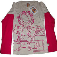Garfield & Pooky Long Sleeve Shirt Youth-We Got Character